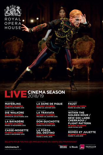 ROYAL OPERA de Londres - 2018-2019
